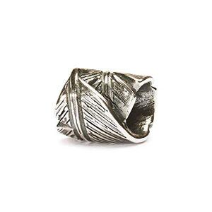 Trollbeads Silver 925 Bead Feather