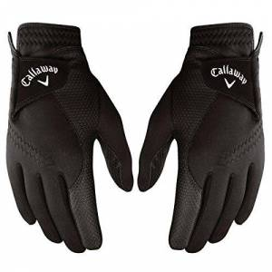 Callaway Golf Men's Thermal Grip Glove 2019 2 Pack