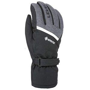Level Men's Evolution Gloves, Gore-Tex Black-Grey, 9