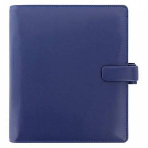 Filofax Metropol Blue A5 Diary