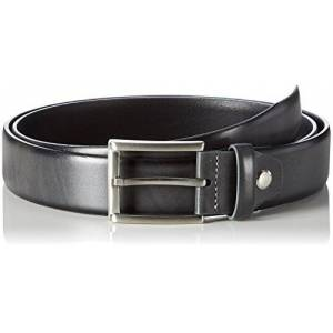 Tieworker Gmbh MLT Belts & Accessoires Men's Business Belt London, Grey(grey 9200), 90 cm
