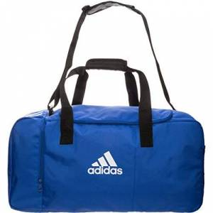 adidas Kids' TIRO DU M Gym Bag, Bold Blue/White, NS