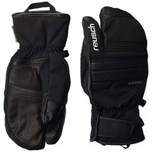 Reusch Arise R-tex Xt Lobster Men's Gloves, Men, 4901715, black/white, 7 (EU)