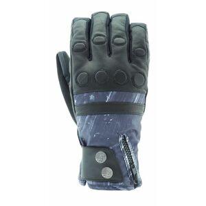 Nitro Snowboards Nitro Men's Snowboarding Glove THE MANIFEST black Nero - bleach print/black Size:XL