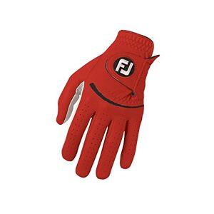 Footjoy FJ Spectrum - Golf Gloves for Left Hand Color: Red Size: L