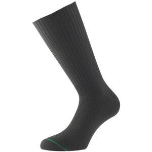 1000 Mile combat socks black (Medium), 6-8.5