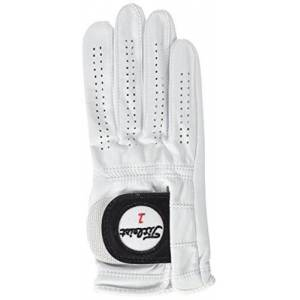 Titleist Players Kids Glove, mens, 6627E-L, white, L
