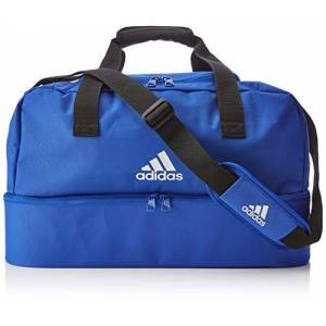 adidas Unisex's Shooting Bag Small Football, Boblue/White, NS
