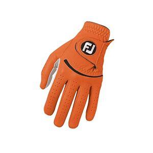 Footjoy FJ Spectrum - Golf Gloves for Left Hand Color: Orange Size: M