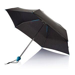 XD Design Droplet Pocket Folding Umbrella, 19.5-inch, 88 cm, Blue