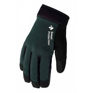 Sweet Protection Men's Hunter Gloves M WEB, Forest green, S