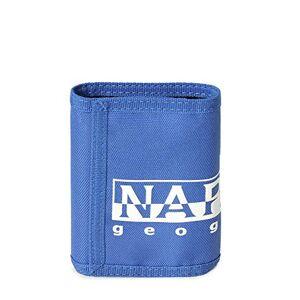 Napapijri Happy Wallet Re Coin Purse 27 cm, Ultramarine Blu (Blue) - NP0A4EA5