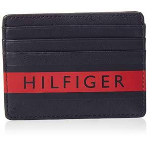 Tommy Hilfiger Color Mix Cc Holder, Men's Wallet, Red (Navy/Red), 1x1x1 cm (W x H L)