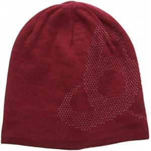 ODLO Men's Hat MID GAGE REVERSIBLE WARM, rumba red-mesa rose, One Size