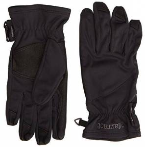 Marmot Men's Evolution Gloves, Black, Large