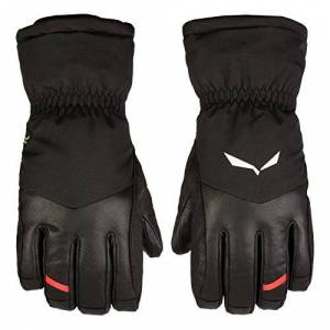 Salewa Unisex's Ortles GTX Warm Gloves, Black Out, XS