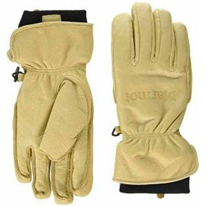 Marmot Men's Basic Ski Glove - Tan, Medium