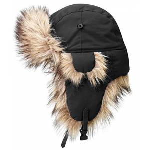 Fjallraven Unisex's Nordic Heater Hat, Black, XL