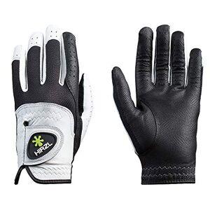 HIRZL Men's Trust Control 2.0 (Silver Grey Lh, Ml) Golf Glove