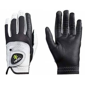 HIRZL Men's Trust Control 2.0 (Silver Grey Lh, XL) Golf Glove