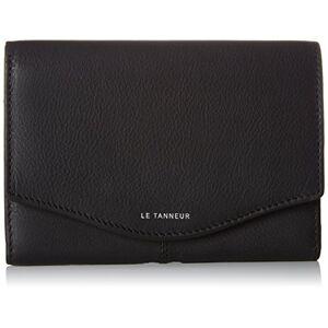 Le Tanneur Women TTV3117 Coin Purses & Pouches Black Black (Noir N1)