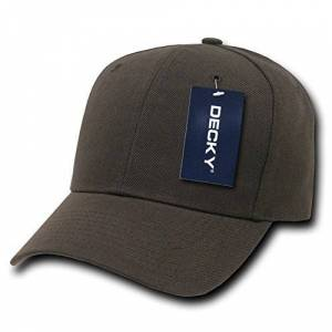 Plain Hats Pro Baseball Cap - Brown