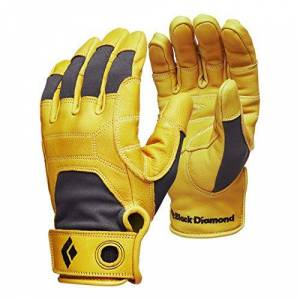 Black Diamond Men's Transition Gloves, Natural, X-Large