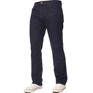 Kruze Jeans Men's KZ109 DF Jeans, Indigo, W38/L32 (38R)