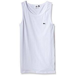 Lonsdale London Lonsdale Men's Shipley Vest, White (weiß), Medium (size: M)