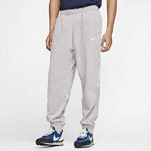 Nike Men's Sportswear Pants, Atmosphere Grey/Light Bone/White, XL
