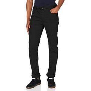 Element Men's E02 Color Twill-Slim Fit Jeans, Flint Black, 34/34