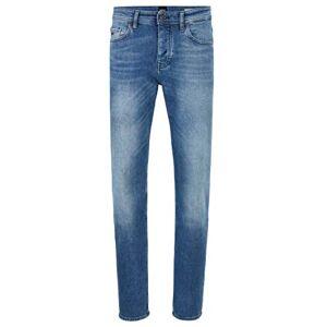 Boss Men's Taber BC' Straight Jeans, Blue (Bright Blue 436), 34W / 30L