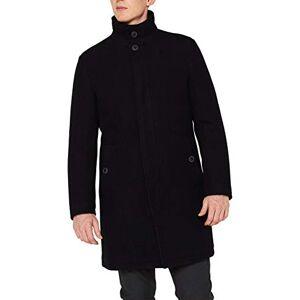ESPRIT Men's 109EE2G003 Coat, Black (Black 001), 19