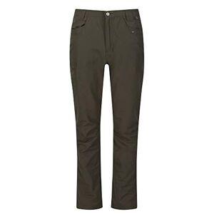 Regatta (Reglc) Regatta Slim Pant is Multi-Pocket Trousers, Men, Camo Green, 38
