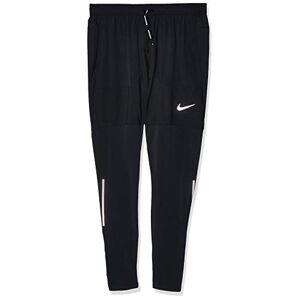 Nike Men's Phenom Elite Hyb Pants, Black/Reflective Silv, M