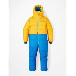 Marmot Men's Warmcube 8000M camping suit Unisex, Solar/Clear Blue, L