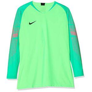 Nike Men's Gardien Long Sleeved T-Shirt, Light Green/Turquoise (no Sponsor), S