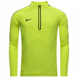 Nike Men's Aerolayer Repel Strike Drill Training Sweat Sweatshirt, Green, Small/Size 40-42