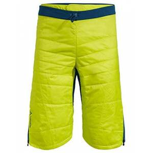 VAUDE Men Sesvenna Shorts II Trousers - Bright Green, Size 54