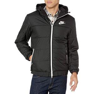 Nike Men's NSW Syn Fill Full Zip Veste Blazer, Black (Black/Black/Black/Sail), Large