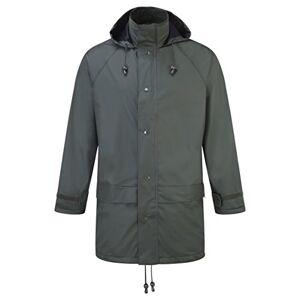 Fortress Men's 220 Flex Waterproof Jacket,Olive,X-Large
