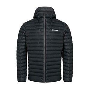 Berghaus Men Vaskye Synthetic Insulated Jacket - Black/Black, Large