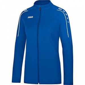 JAKO Classico Women's Casual Jacket, Womens, 9850, royal, 38