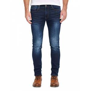 Mustang Men's Oregon K Tapered Fit Jeans, Blue (Super Dark), W32/L30 (Size:32/30)