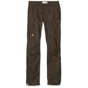 Fjallraven Women's Karla Pro Winter Trousers W Sport, Green, 48