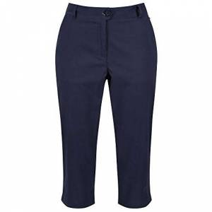 Regatta Women's Maleena Shorts, Navy, Size 18