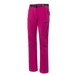 izas valluna–Women's Mountain Trousers multi-coloured Fucsia / Negro Size:Large