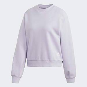 adidas Women's St Crew Sweatshirt, Matpur, X-Large
