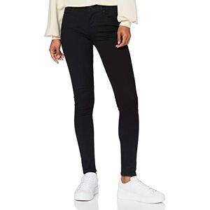 Scotch & Soda Women's La Bohemienne Jeans, Black Out 2570, 29W/ 32L