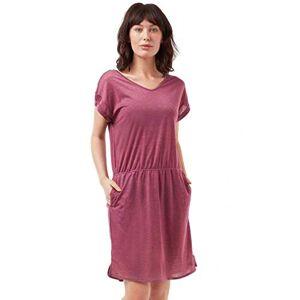 Jack Wolfskin Women Coral Coast Dress Women's Dress - Wild Berry, Medium